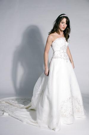 exhibitor bridal salon gowns bridesmaids