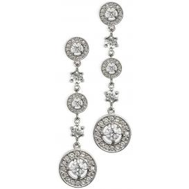 Francesca Cubic Zirconia Earrings