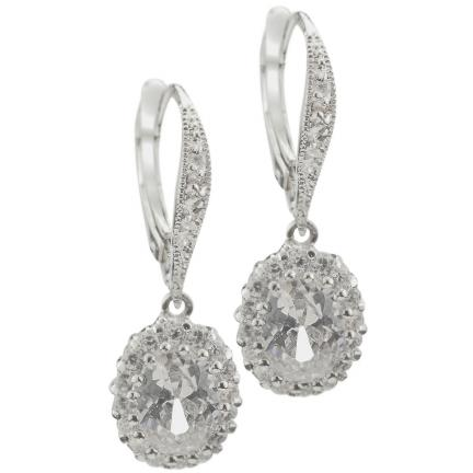 Celina Cubic Zirconia Earrings