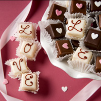 Valentine's Day Collection Petit Fours