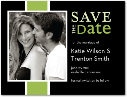 Her Wedding Planner Blog Archive Save The Date Announcements