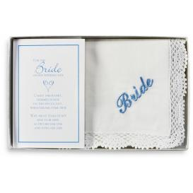 For the Bride Hankie