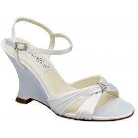 Coloriffics Victoria Bridal Shoes