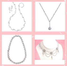 wedding jewelry, wedding necklace, HerWeddingPlanner.com, HerWeddingShop.com