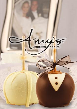 wedding candy apples
