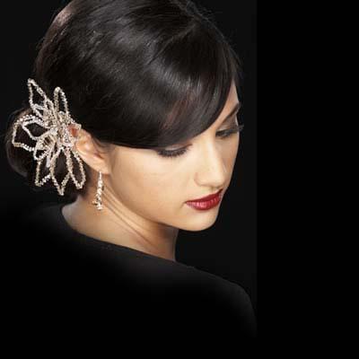 Toni Federici Wedding Headpieces, Hairclip