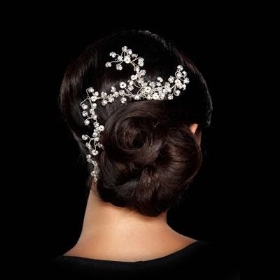 Toni Federici Headpieces for Weddings, Hair clip