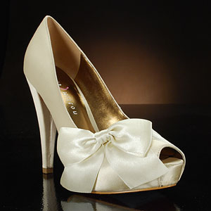 Paris Hilton Wedding shoes