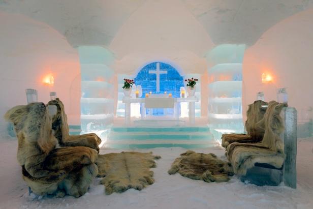 The most unique wedding venues