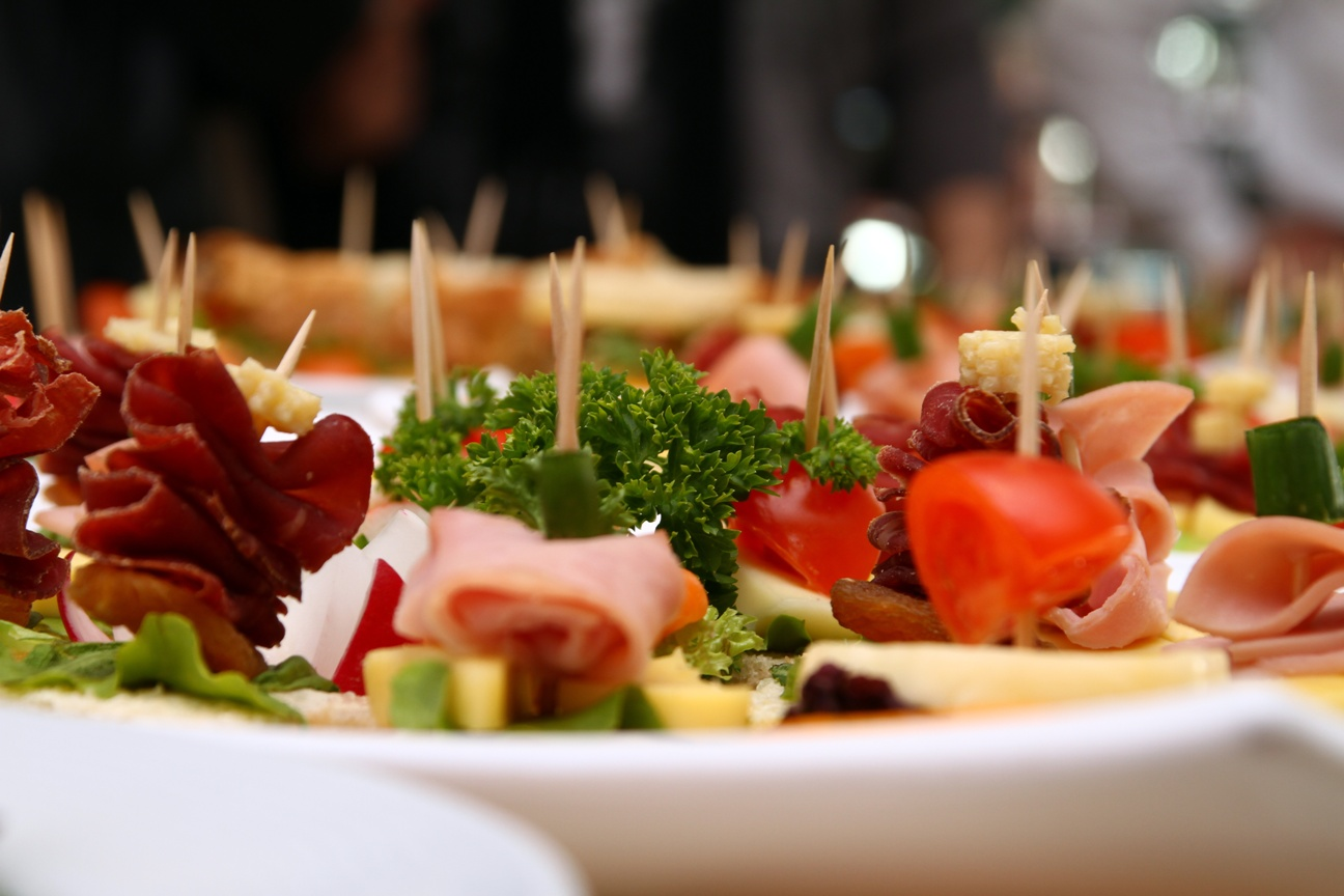 Her Wedding Planner » Blog Archive Wedding Food & Drink Menu Ideas ...