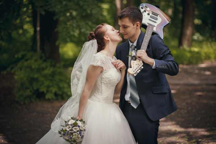X Ways to Save On Wedding Music