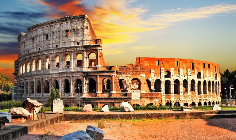 Honeymoon Rome