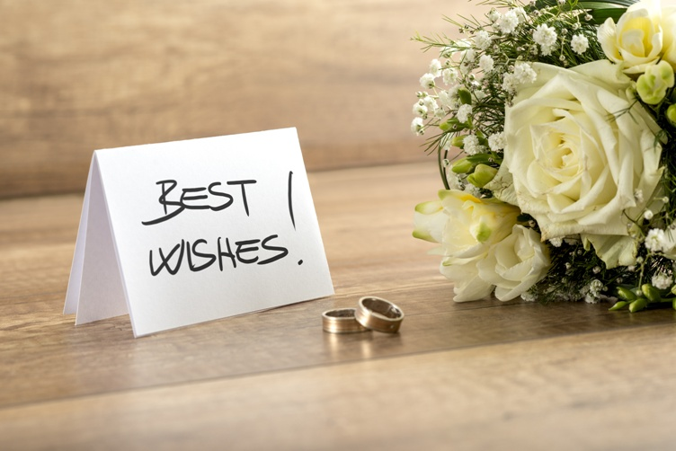 The Best Wedding Wishes You Will Fall In Love With  Best Wishes In Life