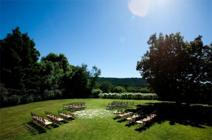 Wedding ceremony seating ideas 2