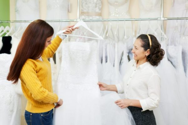 Finding A Wedding Dress