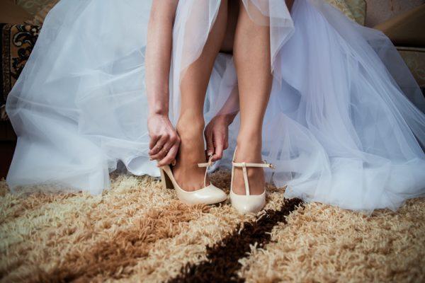 Bridal beauty preparation